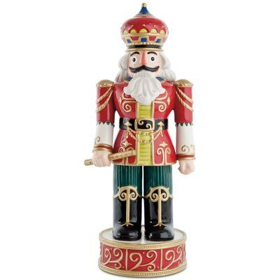 Holiday Nut Cracker