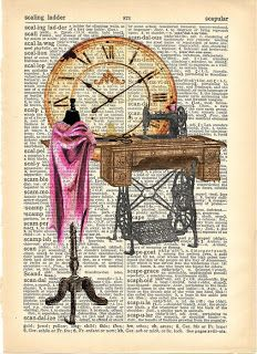 Коллекция картинок: Манекены на книжных страницах