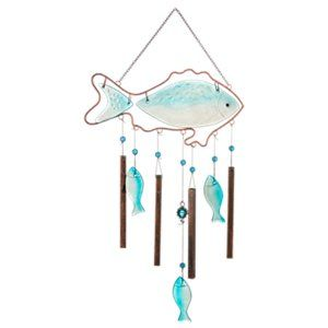 Sunset Vista Designs Fish Wind Chime Wind Chimes Design Home Gifts