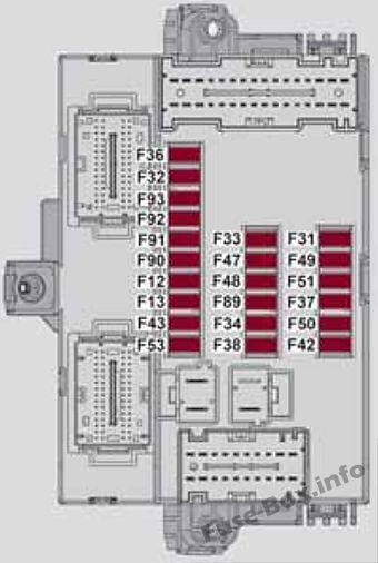 Alfa Romeo Fuse Box - Get Wiring Diagram on