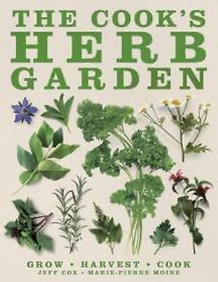 Details About The Cook S Herb Garden By Dorling Kindersley