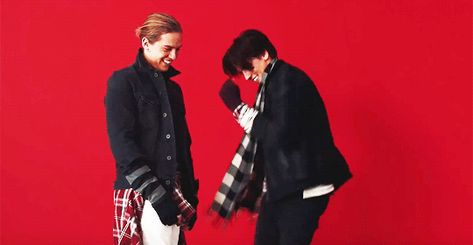 Stop Crying And Sing - Cole Sprouse