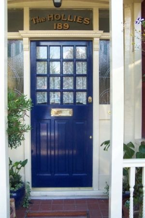 A Bespoke 15 Light Door Handcrafted From Accoya Wood Georgian Doors County House External Doors