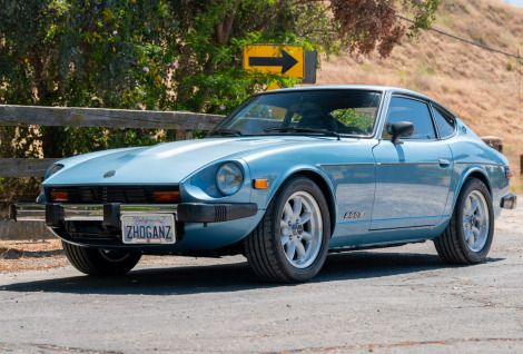 Modified 1977 Datsun 280z 3 1l 5 Speed In 2020 Ford Mustang Convertible Mustang Convertible Benz S500