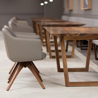 Combine The Rolf Benz 640 Chairs 624 Bench And The 924 Table To Fit Your Whole Family Or Friends At One Table Dining Room Inspiration Chair Interior Styling