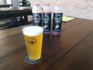 Cerveza artesana de grifo