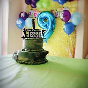 Peachy Floss 2 Color Custom Happy Birthday 3D Printed Silhouette Cake Birthday Cards Printable Nowaargucafe Filternl