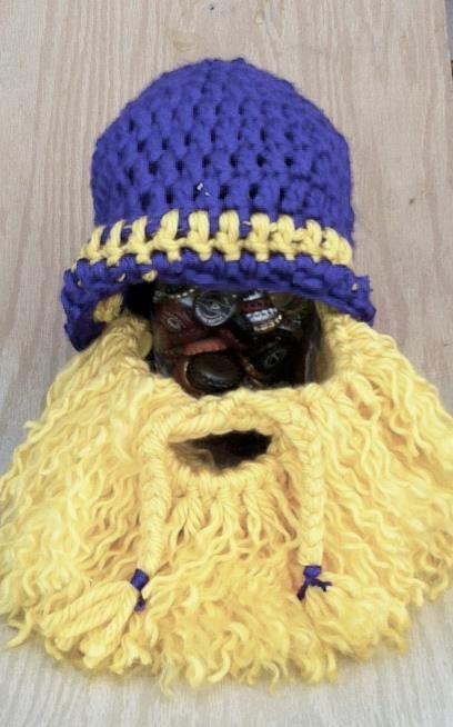 e145f23fd ... best price viking beard hat bashful dwarf hat and beard crochet costume  for a baby tentinypiggies
