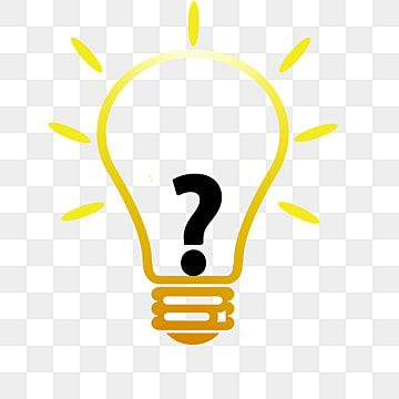 Creative Light Bulb Yellow Question Mark Cute Cartoon Light Bulb Png Lamp Bulb Creative Png Transparent Clipart Image And Psd File For Free Download In 2020 Cartoon Light Bulb Light Bulb
