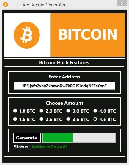 Bitcoin Generator No Deposit Identifying The Owner Of A