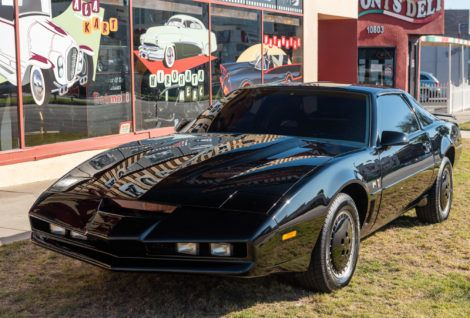 Barris Owned 1982 Pontiac Firebird Trans Am Kitt Pontiac Firebird Pontiac Pontiac Firebird Trans Am