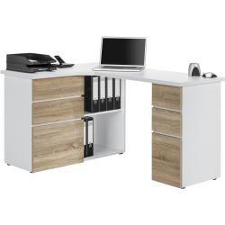 Schreibtische Arbeitstische Eckschreibtisch Schreibtisch Weiss Und Schreibtisch