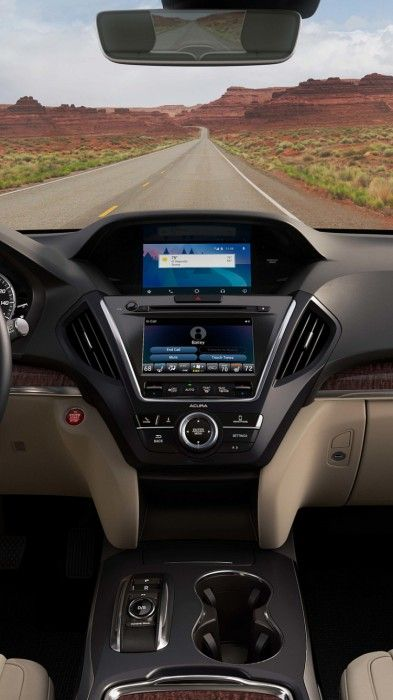 2018 Acura Mdx Acura Mdx Acura Technology Package