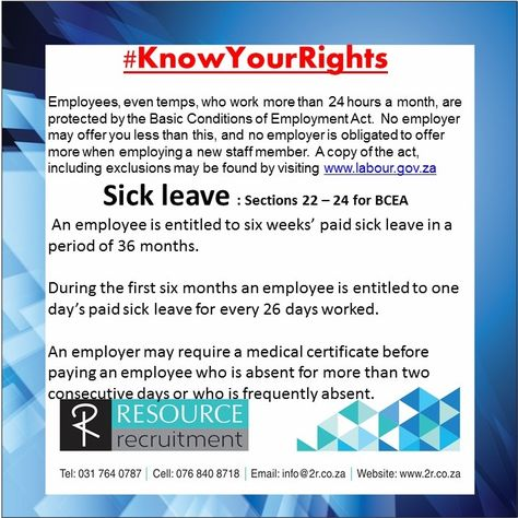 it is always important as an employee and an employer to know your - medical certificate for sick leave