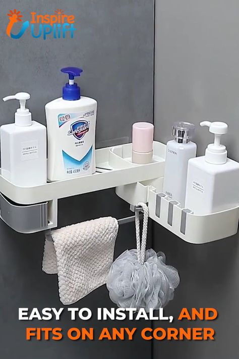 Rotating Shower Caddy 😍