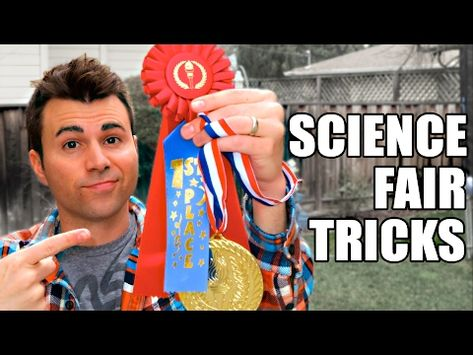 1st place science fair ideas- 10 ideas and tricks to WIN! - YouTube