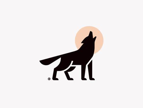 Photo of Wolf mark