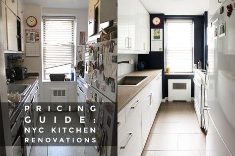 2020 Kitchen Renovation Costs In Nyc
