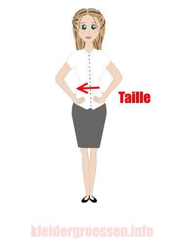Damen Grössen | Grössen Ratgeber | Damen mode, Damen und