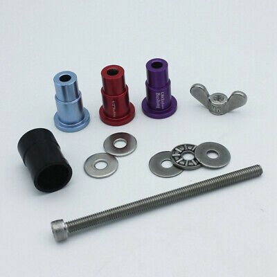 Rear Shock Bushing Tool Set Removal Installation Accessories Replaces Parts