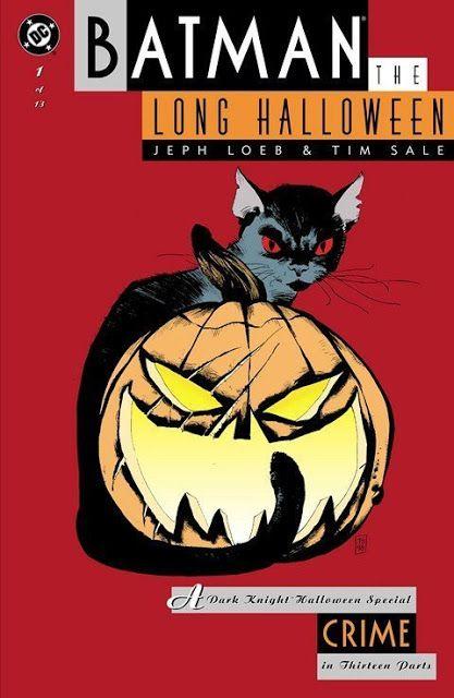 Halloween 2020 Descargar Mega Batman   The Long Halloween [Español] [Mega] en 2020 | Batman