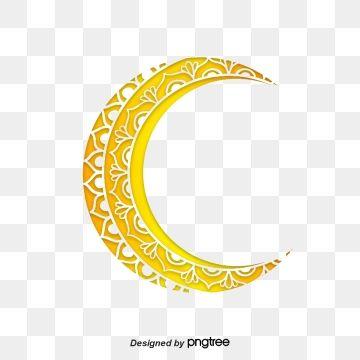 Islamic Ramadan Gilded Moon Ramadan The Koran Islamic Vector Png Transparent Clipart Image And Psd File For Free Download Moon Vector Ramadan Islam