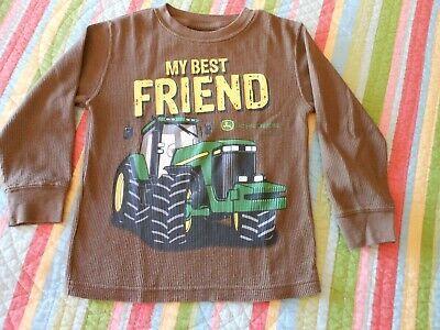 Kids Green /'6R/' T-Shirt John Deere