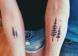 redwood tree tattoo 53