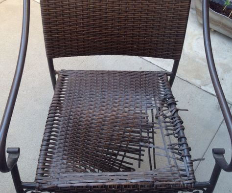 Dollar Patio Chair Seat Replacement Patio Chairs Makeover Patio