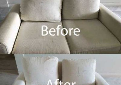 Before And After Sofa Cleaning Clean Sofa Sofa Sofa Cleaning