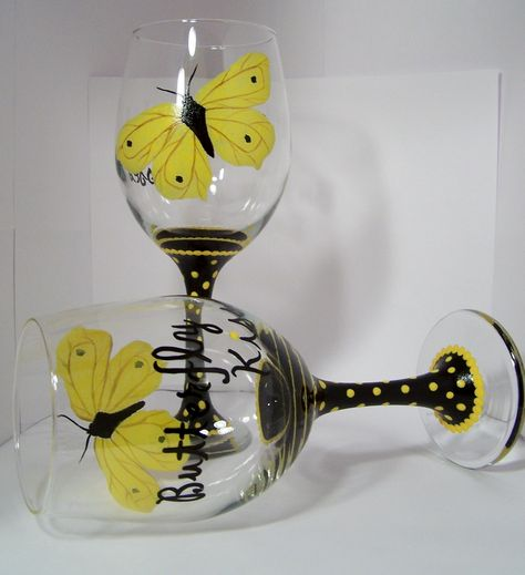 Glass - Butterfly Kisses
