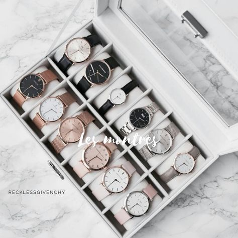 New post on as-hed accesories jewelry Cute Jewelry, Jewelry Accessories, Fashion Accessories, Trendy Watches, Jewelry Organization, Storage Organization, Fashion Watches, 90s Fashion, Fashion Women