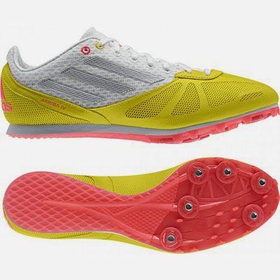 zapatillas de clavos atletismo asics