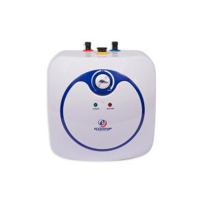 Eccotemp Em 4 0 Point Of Use 4 0 Gal 1440 Watts 110 120v Electric Mini Tank Water Heater Em 4 0 The Home Depot Water Heater Electric Water Heater Tankless Water Heater