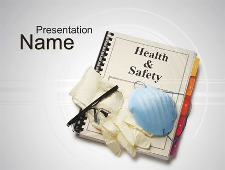 Health And Safety Powerpoint Templates Health And Safety pic at