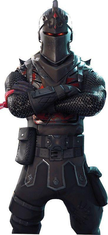 Fortnite Skins Horror On Behance Blackest Knight Blackest