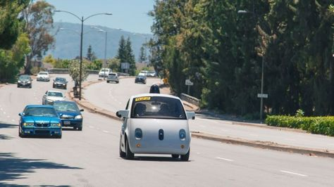 How To Get A Job Driving A Google Car
