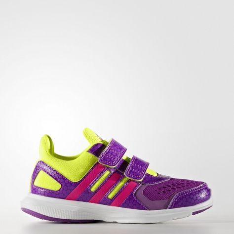 Детские кроссовки Adidas Hyperfast 2.0 Cf K AQ3860 • Детские кроссовки для  бега и прогулок на be6a1f5e9dda4