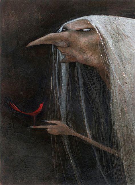 Crone    (by Francesca Dafne Vignana)