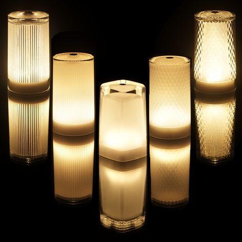 Lampe De Table Led Sans Fil Rechargeable Et Etanche Light