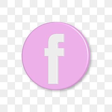 3d Facebook Icon Pink Color Facebook Facebook Icon Facebook Pink Png And Vector With Transparent Background For Free Download In 2021 Facebook Icon Vector Logo Design Free Templates Facebook Cover Template