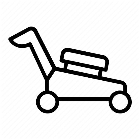 Services And Business Line Icons By Shmai Com Ad Ad Sponsored Business Shmai Icons Services Garden Services Grass Cutter Icon