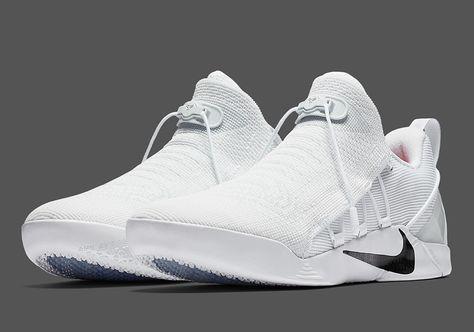 d1cefd7298fb Nike Kobe AD NXT White Black 882049-100