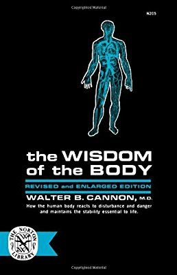 The Wisdom Of The Body 9780393002058 Medicine Health Science