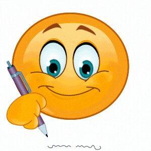 Feliz Haciendo Mi Tarea Animated Emoticons Funny Emoji Funny Emoticons