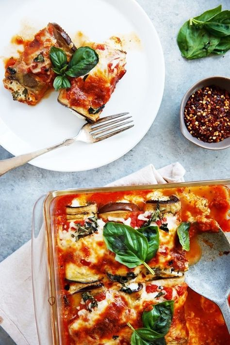 Eggplant Lasagna Rollatini | 30 Delicious Things To Eat In September