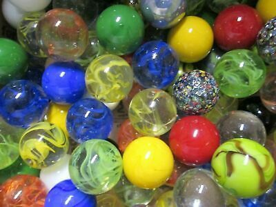 Wholesale Mega Marbles Glass Shooter Marbles 10 Pounds 1 Inch Diam Bulk In 2020 Marble 10 Things Glass
