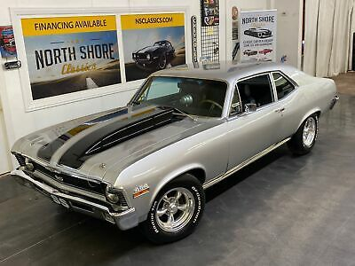 Details About 1970 Chevrolet Nova 454 Big Block 4 Speed Manual