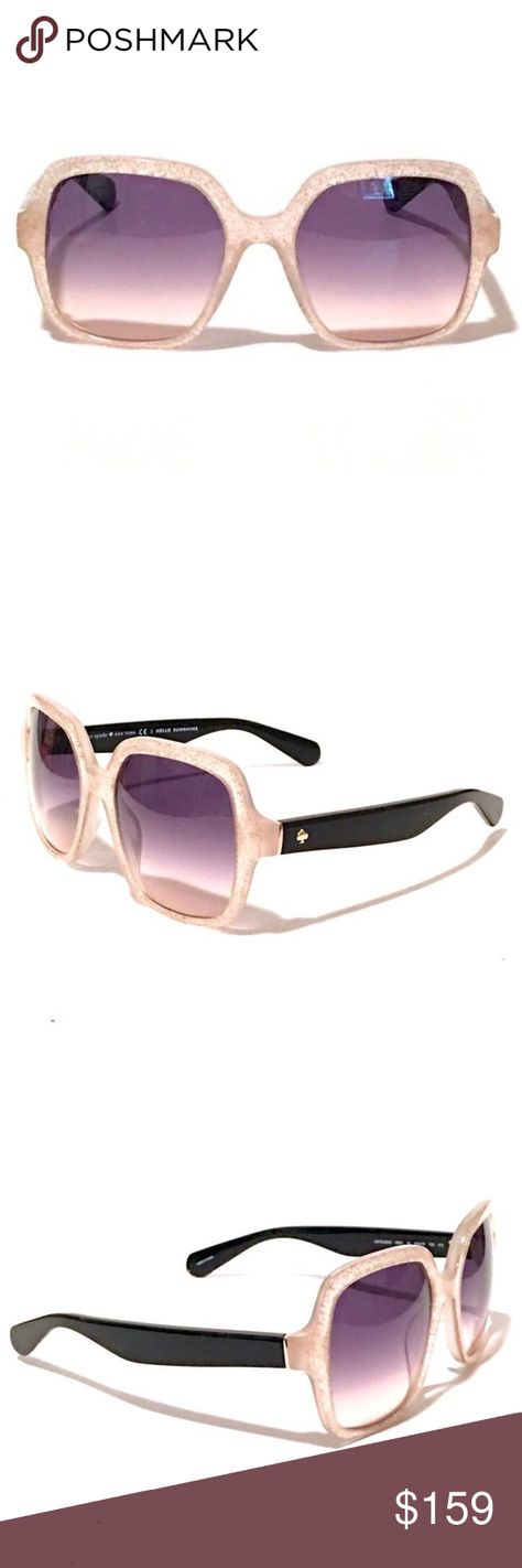 a4ed1191fe Kate Spade Katelee S S2V I4 Gold Gltter Sunglasses NWOT! No case. Personal    stock pictures (last one) Make an offer. Let s negotiate!