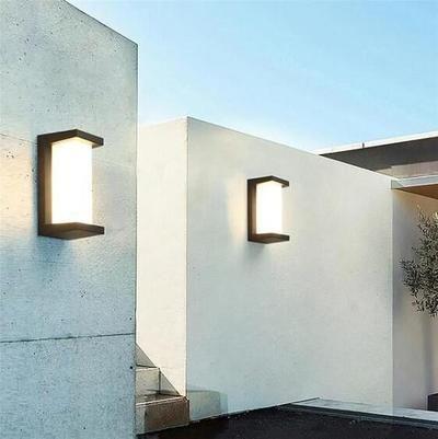 Modern Led Outdoor Light In 2020 Exterior Lighting Design Modern Outdoor Lighting Solar Lights Garden